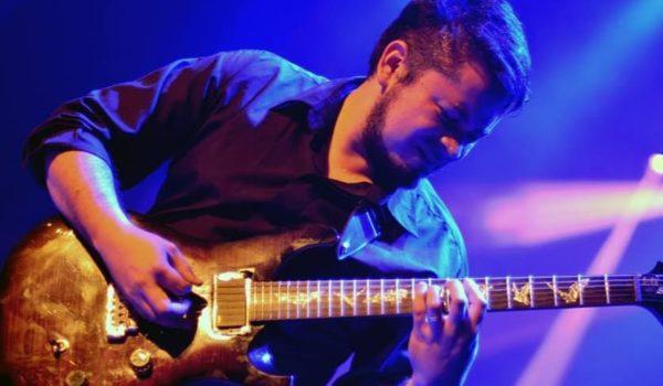 Nuevo guitarrista de Arcánima.