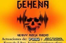 Arcánima en la Puerta del Gehena